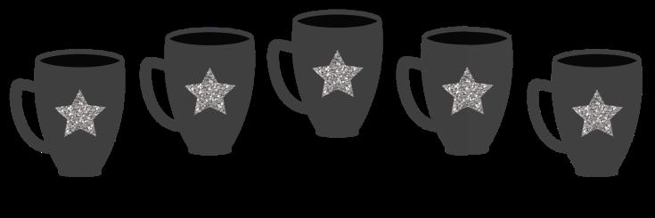 3.5 Stars Rating