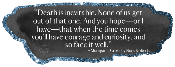 Morrigan's Cross Quote 1
