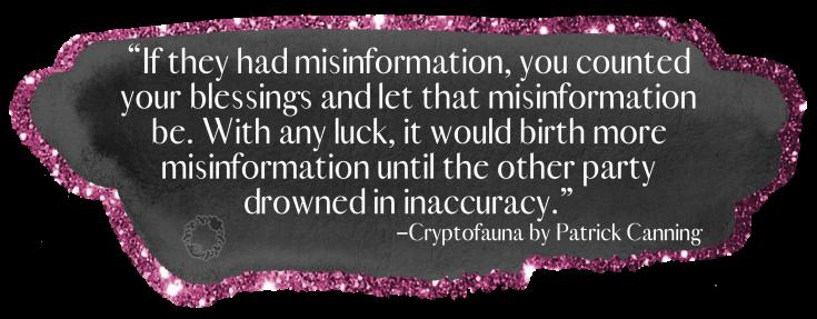 Cryptofauna quote 4